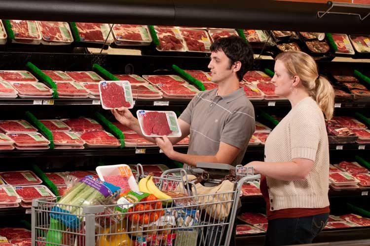 Товарное соседство продуктов питания в холодильнике