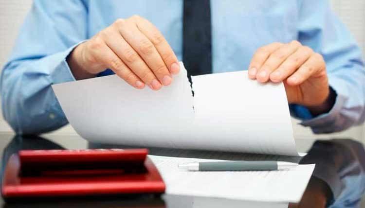 Отказ от договора добровольного страхования